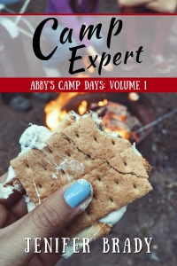 Camp Expert Book Cover