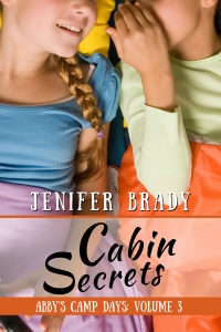 Cabin Secrets Book Cover