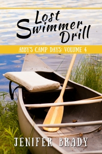 Lost Swimmer Drill Book Cover