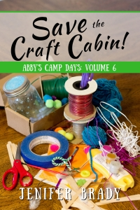Save the Craft Cabin! Book Cover