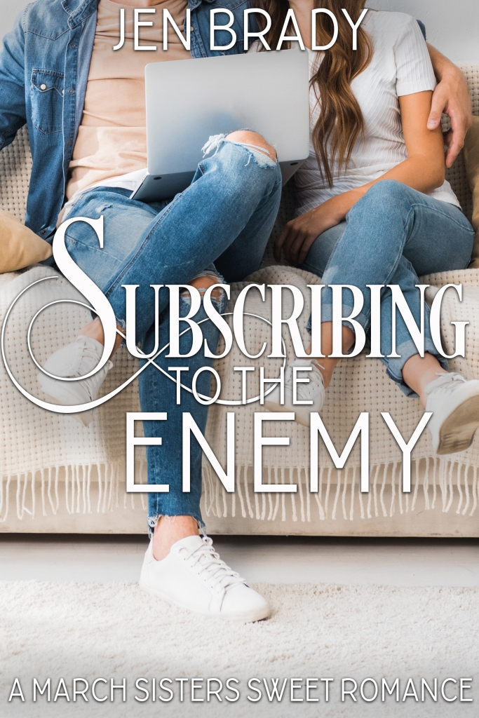 Subscribing to the Enemy cover